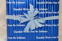 Hanukkah Gift Wrap, Bags and Accessories