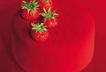 Red Party / Lots of party themes in red, party supply and inspirations.