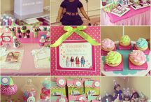 American Girl Doll's Party / by Maxine Wiggins