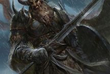 Vikings&Norse Myths / Scandinavian mythology