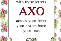 Sisters for Life. <3 AXΩxo