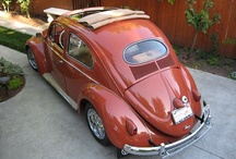VW coral ragtop