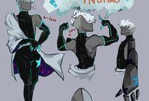 awesome characters uwu