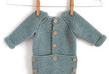 babyteppe strikk