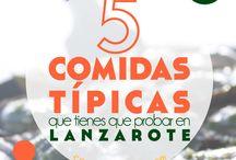 Cook in Lanzarote en español / Nuestros artículos sobre comida y Lanzarote en español
