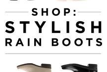 Shopping for my feet / Footwear