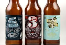 Just Brew It / A blend of tasty beverages of the alcoholic variety & great package design :: Cheers