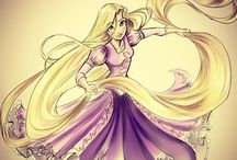 Tangled /  My fave Disney movie-Tangled!One of the BEST Disney movies EVER!