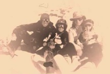 Family ski & mountains
