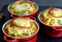 flans quiches