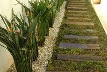 Jardins / Algumas idéias