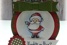 Christmas Cards, Tags, and More