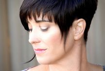 Trendy Short Cuts / From the Salon