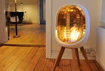 Fireplace - Ildsted