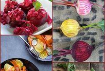 Food~Veg~Beautiful Beets!
