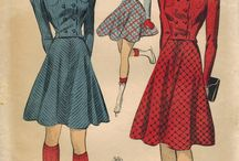 1940s womens sewing patterns
