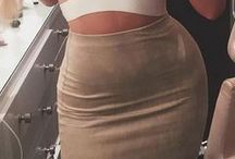 Pencil skirt outfits / Skirt outfits