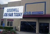 Job Fair Daze / Goodwill Industries of Tulsa hosted a job fair May 30, 2013, in partnership with Tulsa Fatherhood Coalition and Tulsa City County Health Department.