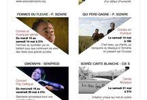 Les newsletters / Tous les mois une nouvelle programmation vous attend au TNT