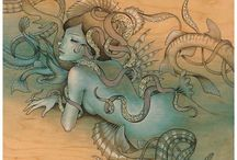 Fantasy and Mythical Creatures