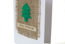 Handmade Christmas cards / A selection of my favourite handmade Christmas cards from UK designer-makers