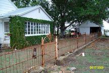 Farmhouse Fences & Gates