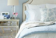 Bedrooms / All things for that precious retreat known as the bedroom.  Here you'll find color schemes, bedding, decor, furniture layouts, and more. / by Occasionally Crafty