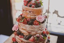 Unique Wedding Cakes / Creative cake ideas hand selected for you by the Sunbeam Team in West London.