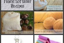 DIY städ/tvätt