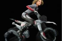 kobiety i motocykle