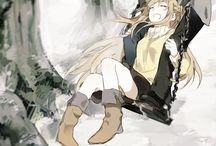 Coppie Anime