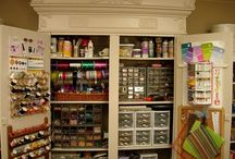 Craft Room Design / by Paula Bynum