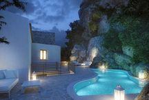Villa Angelica in Meronas Rethimno, Crete