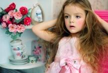 Foto crianças editorial fashion / Foto