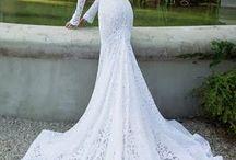 wedyng dress