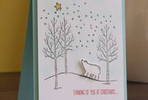 stampin up - White Christmas