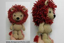 zoo amigurumi - crochet