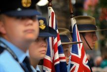RAAF Commemorates 93 Years / On 31 March 1921, 20 years after the federation of Australia and 18 years after the Wright brothers' pioneering first flight, the Royal Australian Air Force was formed. A commemoration service was held at the Cenotaph, Martin Place Sydney on 31 March 2014.