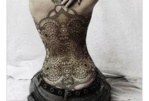Tatoo inspiration / by Mercedes Galarce