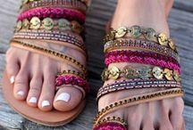 """""""Pretty""""sandals"""