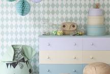 Chambre enfant - aménagement/décoration