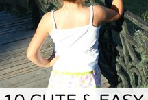 LIttle Girl Hair / by Mommy Shorts