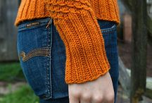 Knittin n stitchin  / by Ivy Bier