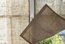 cortinas rusticas