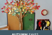 Office / Trees Handprints Wreaths
