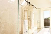 Spa Shower / ROHL brings the spa experience home with its exclusive and complete shower offerings. Showerheads that deliver a decadent deluge, plus handshowers and body sprays that immerse the body in soothing rejuvenation. / by ROHL