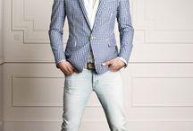 Men's clothing style / by Jacqueline Gloria