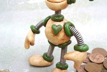 Polymer Clay and Etc... / by Donna Huntley