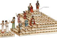 Organización social de Roma