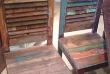 Furniture Finishing Ideas / by Dena Walker